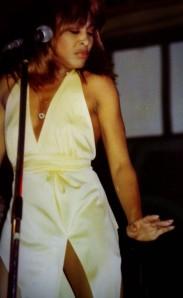 Tina Turner op Jazz Bilzen '75