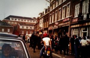 Jazz Bilzen '78 - rellen in de stad