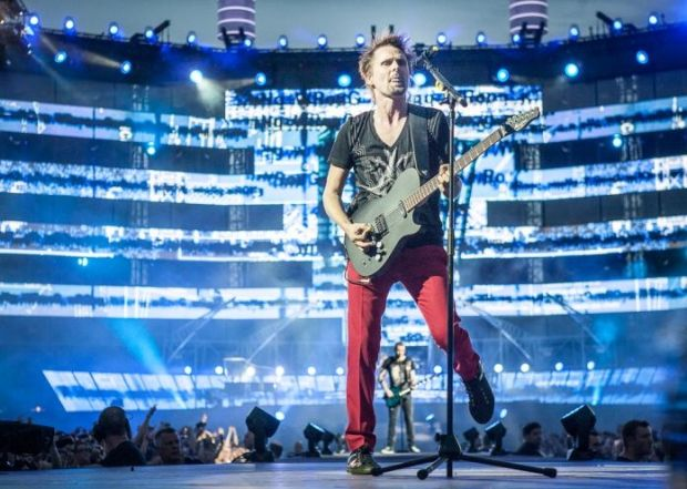 Muse op Werchter Boutique 2013 (c) Jan Geloen / Humo
