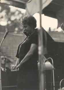 Rita Reys op Jazz Bilzen '65 (c) Jeanpierre Schorpion