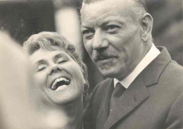 Rita Reys met Jack Sels op Jazz Bilzen '65 (c) Jeanpierre Schorpion