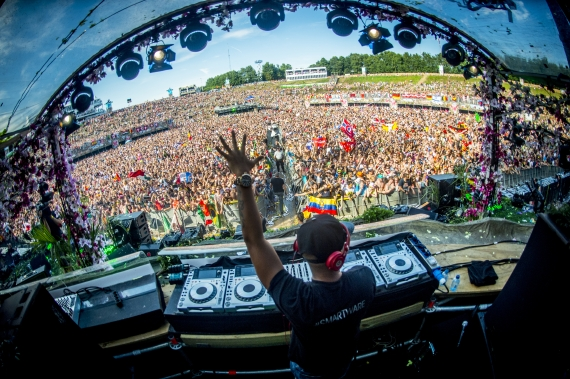 Tomorrowland 2013 (c) StuBru