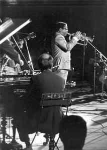 Clark Terry op Jazz Bilzen '68
