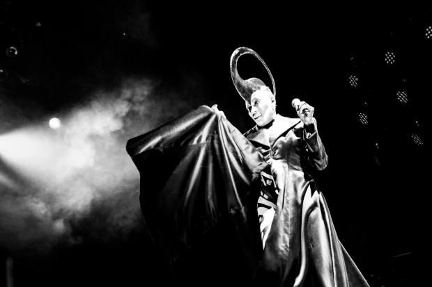 Cactusfestival 2015 - Grace Jones - (c) Karen Vandenberghe voor Wannabes