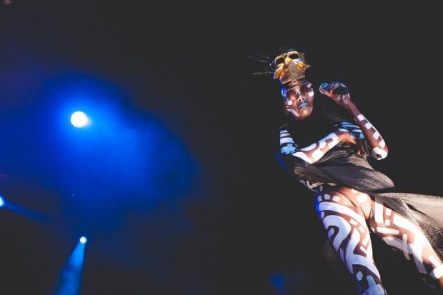 Cactusfestival 2015 - Grace Jones - (c) Ilse Vandamme voor enola