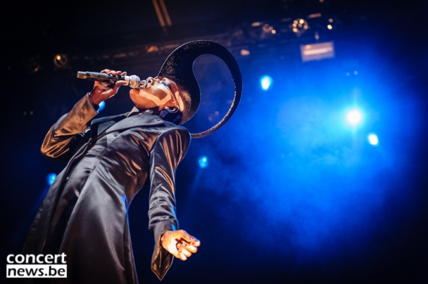 Cactusfestival 2015 - Grace Jones - (c) Tom Leentjes voor Concertnews