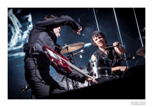 Rock Werchter 2015 - Xavier Marquis voor Indiestyle - Muse