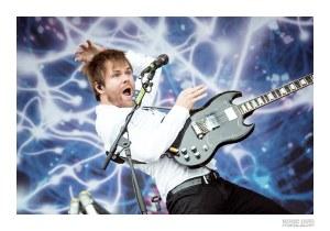Rock Werchter 2015 - Xavier Marquis voor Indiestyle - Enter Shikari